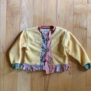 Matilda Jane Fleece Jacket